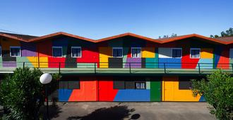 Compostela Inn - סנטיאגו דה קומפוסטלה - בניין