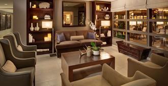 Luxe Sunset Boulevard Hotel - לוס אנג'לס - טרקלין