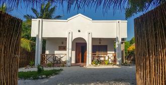 Mwambani Dream House - Jambiani - Gebäude