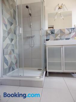 Penzion Panorama - Český Krumlov - Bathroom