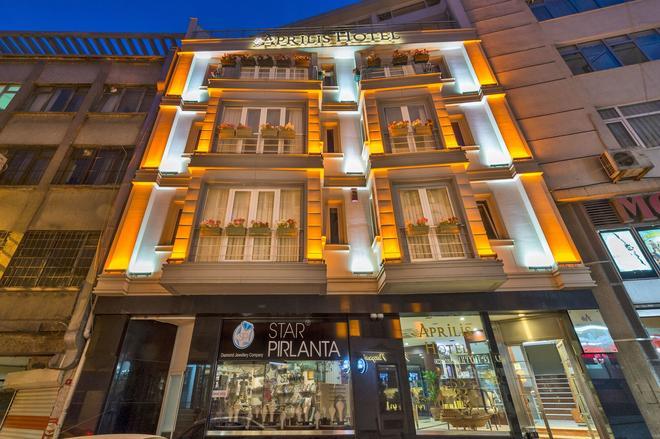 Aprilis Hotel - Estambul - Edificio
