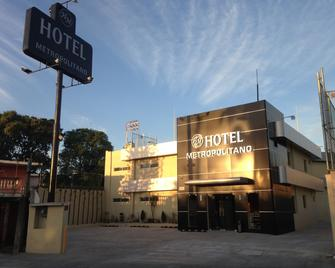 Hotel Metropolitano Tampico - Tampico - Building