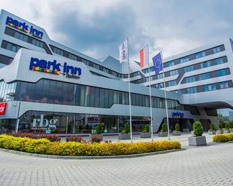 Park Inn by Radisson Krakow - Krakau - Gebäude