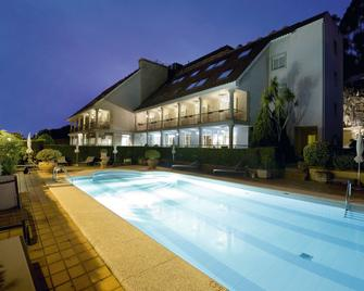 Hotel Villa Covelo - Poio - Басейн