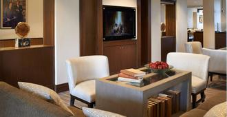 底特律都會機場萬豪酒店 - 羅慕勒斯 - 羅穆盧斯 - 大廳