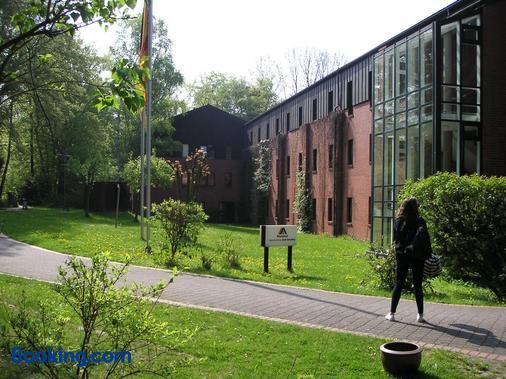 Jugendherberge Bonn - Βόννη - Κτίριο