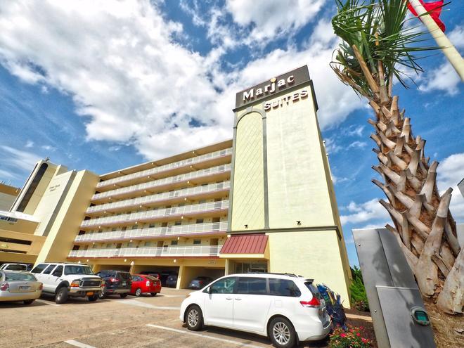 Marjac Suites Virginia Beach Oceanfront - Virginia Beach - Edificio