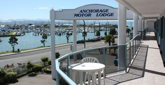 Anchorage Motor Lodge - Napier - Building