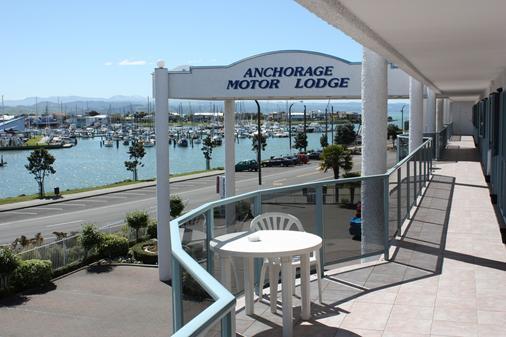 Anchorage Motor Lodge - Napier