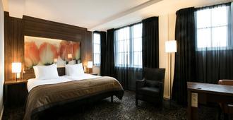阿姆斯特丹伊恩罕布什爾酒店 - 阿姆斯特丹 - 阿姆斯特丹 - 臥室