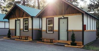 Loge Leavenworth Riverside - Leavenworth - Building
