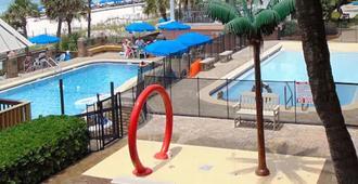 The Driftwood Lodge - Panama City Beach - Pool