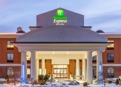 Holiday Inn Express & Suites White Haven - Poconos, an IHG hotel - White Haven - Gebäude