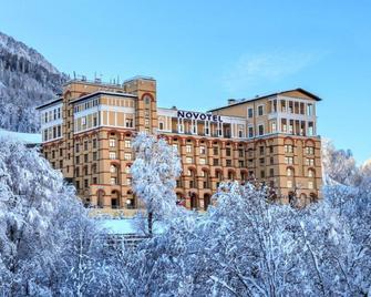 Novotel Resort Krasnaya Polyana Sochi - Красная Поляна - Будівля