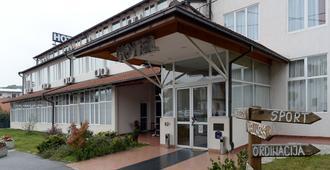 Hotel Slodes - Belgrade - Building