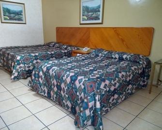 Hotel Santander Inn & Suites - Ciudad Victoria - Slaapkamer