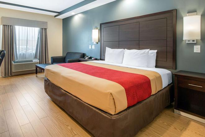 Econo Lodge Inn and Suites Houston Willowbrook - Houston - Habitación