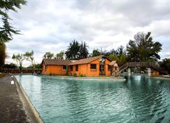 Hotel Rumipamba de las Rosas - San Miguel de Salcedo - Zwembad