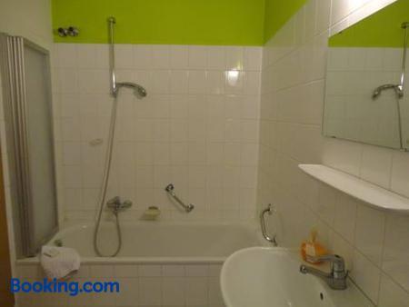 Hotel Arheilger Hof - Darmstadt - Bathroom