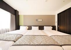 Richmond Hotel Higashi Osaka - Higashiosaka - Bedroom