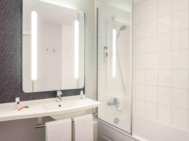 勒阿弗爾中央宜必思酒店 - 勒哈芙 - 哈佛爾 - 浴室