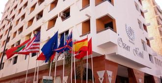Hotel Oscar - רבאט - בניין