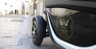 Hotel Henri IV - La Rochelle - Bygning