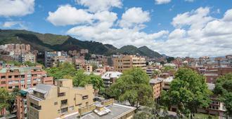 Mercure Bogotá Calle 100 - Bogotá - Näkymät ulkona