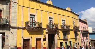 La Casona de Don Lucas - Guanajuato - Gebäude