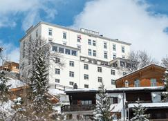 Hotel-Restaurant Bellevue - Davos - Edificio