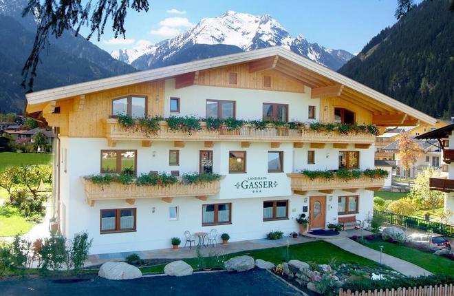 Landhaus Gasser - Mayrhofen - Building