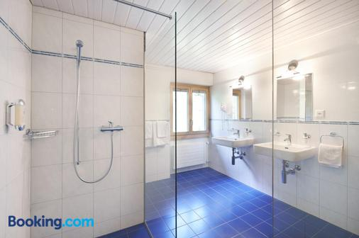 Familien & Sporthotel Turna Malbun - Triesenberg - Bathroom