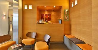 Best Western Hotel Major - מילאנו - דלפק קבלה