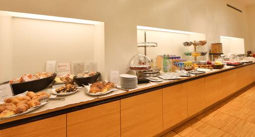 Best Western Hotel Major - Milan - Buffet
