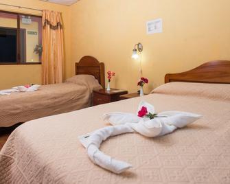 Hotel Mar Azul Galapagos - Puerto Baquerizo Moreno - Slaapkamer