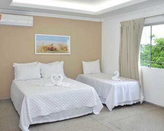 Pousada Maragogi Suites - Maragogi - Спальня