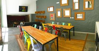 Circus Hostel&Hotel Montevideo - Montevideo - Restaurante
