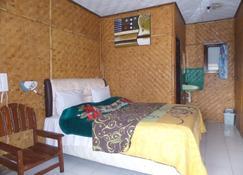 Cemara Indah Hotel - Putus - Phòng ngủ