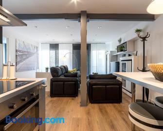 Apartamento Luis de Vargas - Huelva - Living room