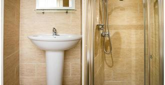 福克斯柳樹旅館 - 艾爾(蘇格蘭) - 浴室