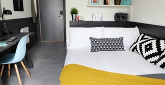 Aparto- Dorset Point- City Centre - Campus Accommodation - Dublin - Bedroom