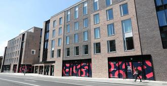 Aparto- Dorset Point- City Centre - Campus Accommodation - Dublin - Building