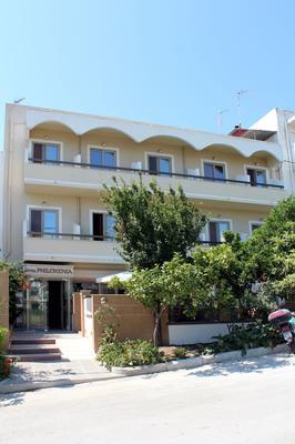 Philoxenia Hotel & Studios - Rodos - Rakennus