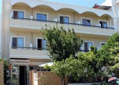 Philoxenia Hotel & Studios - Rhodos - Gebäude