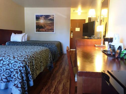 Days Inn by Wyndham Taos - Taos - Bedroom