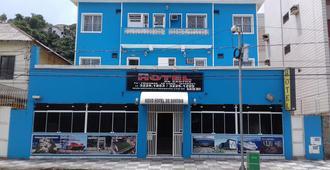 Santos Hotel - Santos - Edificio