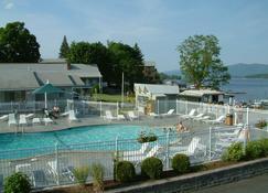 海洋村度假酒店 - 萊克喬治 - 喬治湖 - 游泳池