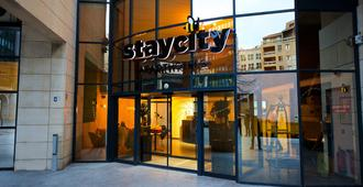 ستاي سيتي آبارت هوتلز سنتر فيو بورت - مرسيليا - مبنى