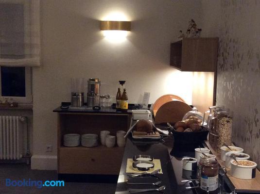 Hotel-Pension Berger - Heidelberg - Buffet