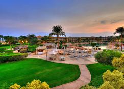 Stella DI Mare Grand Hotel - Ain Sokhna - Uteplats